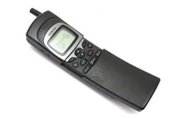 Old Nokia 8810 Reborn