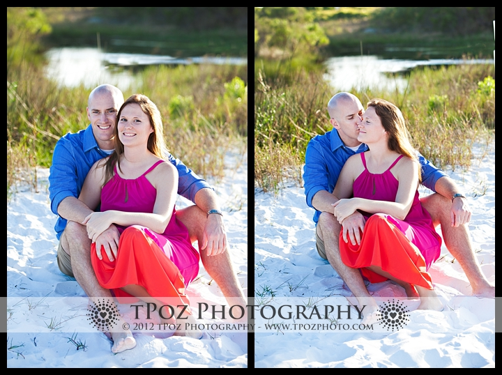 surprise engagement proposal destin florida