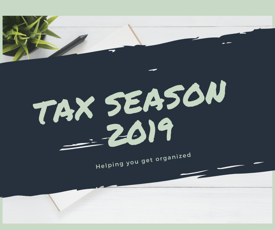 What To Know For 2019 Tax Season Retirement In View