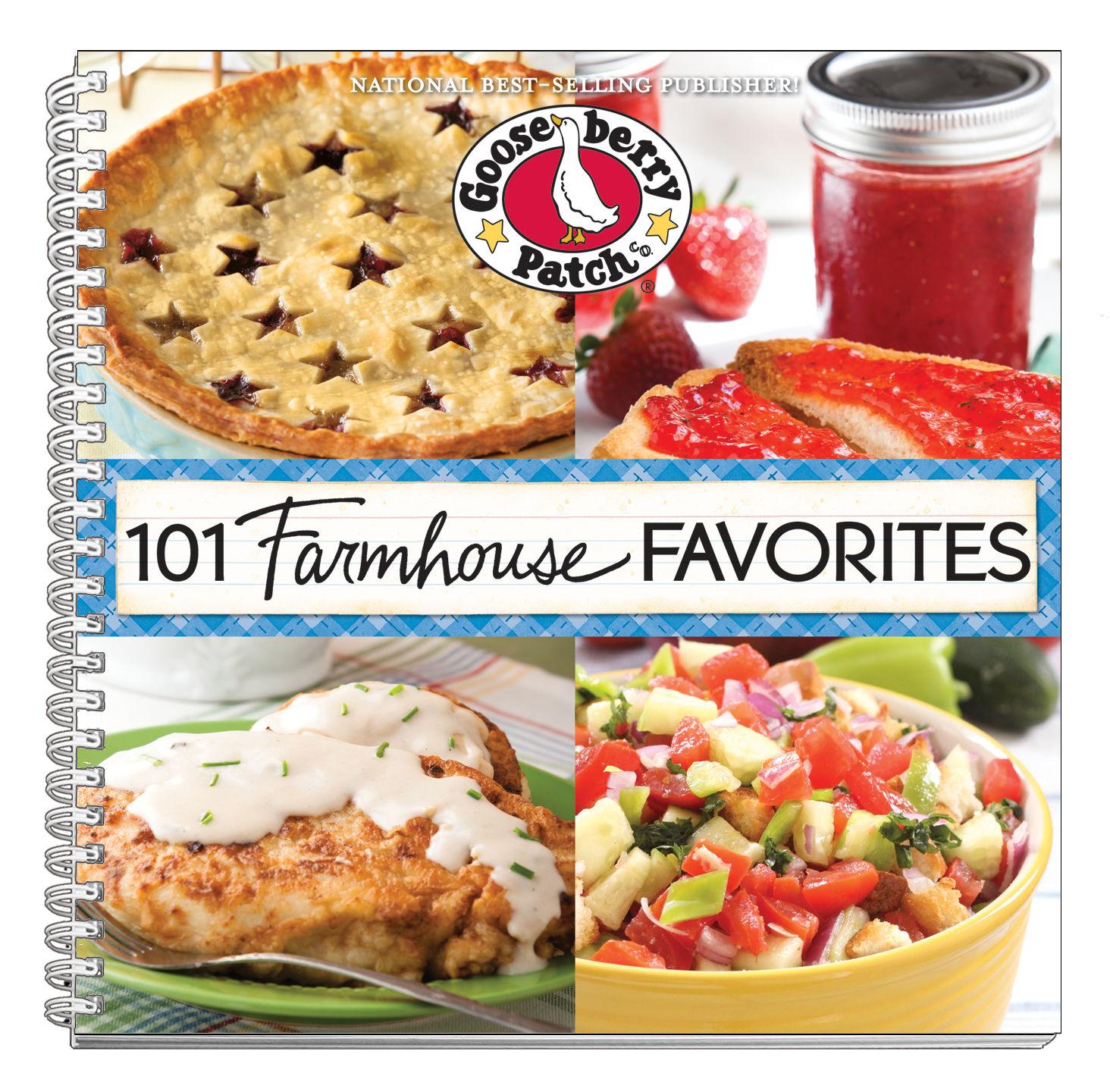 101 Farmhouse Favorites Cookbook Giveaway The Farmwife Cooks