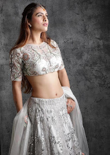 Neha Malik Sexy Navel Show Picture