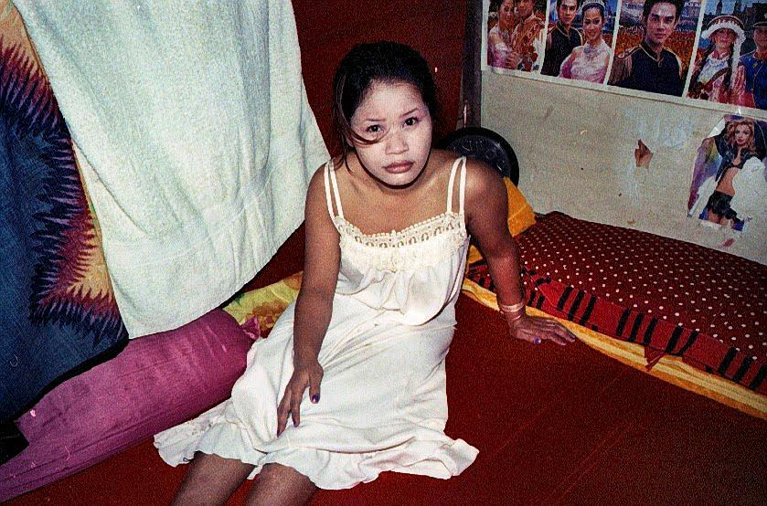 Prostitutes in Cambodia