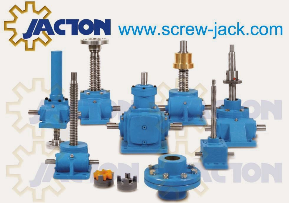 Fabrication Hand Crank Worm Gear System For Lift Building