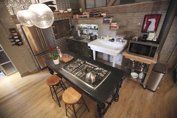 Kate Beckett S Kitchen