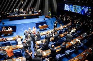 Nove meses de locação de veículos para senadores custará R$ 1,7 milhão