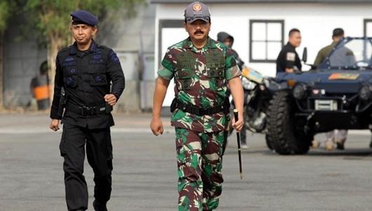 3 Pasukan Elite TNI Disiapkan Perang Kota Atasi Terorisme