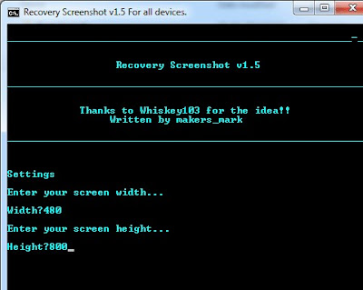 How to Take Screenshots in Recovery Mode on Any Android