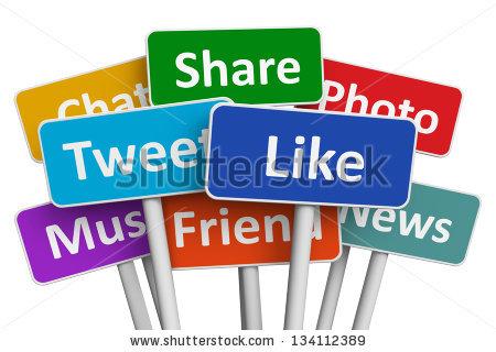 meningkatkan traffic blog dengan media social