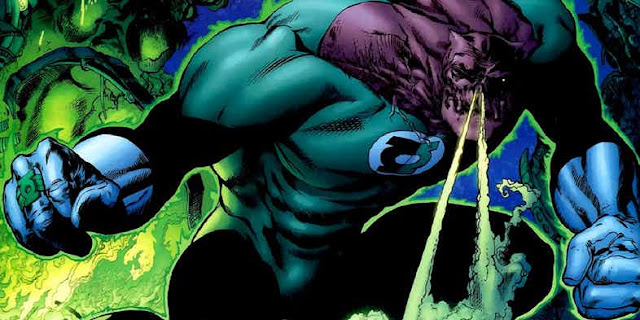 member green lantern kilowog