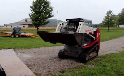 Review Of Takeuchi Track Loader