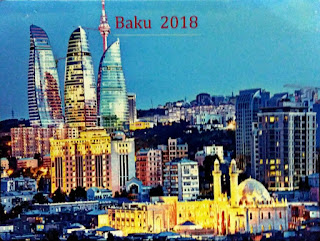 Independence Celebration Azerbaijan