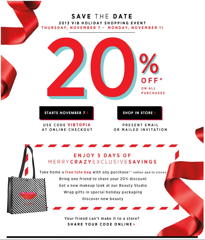 image about Sephora Printable Coupons identify Sephora coupon printable 2018 : Structure machines coupon