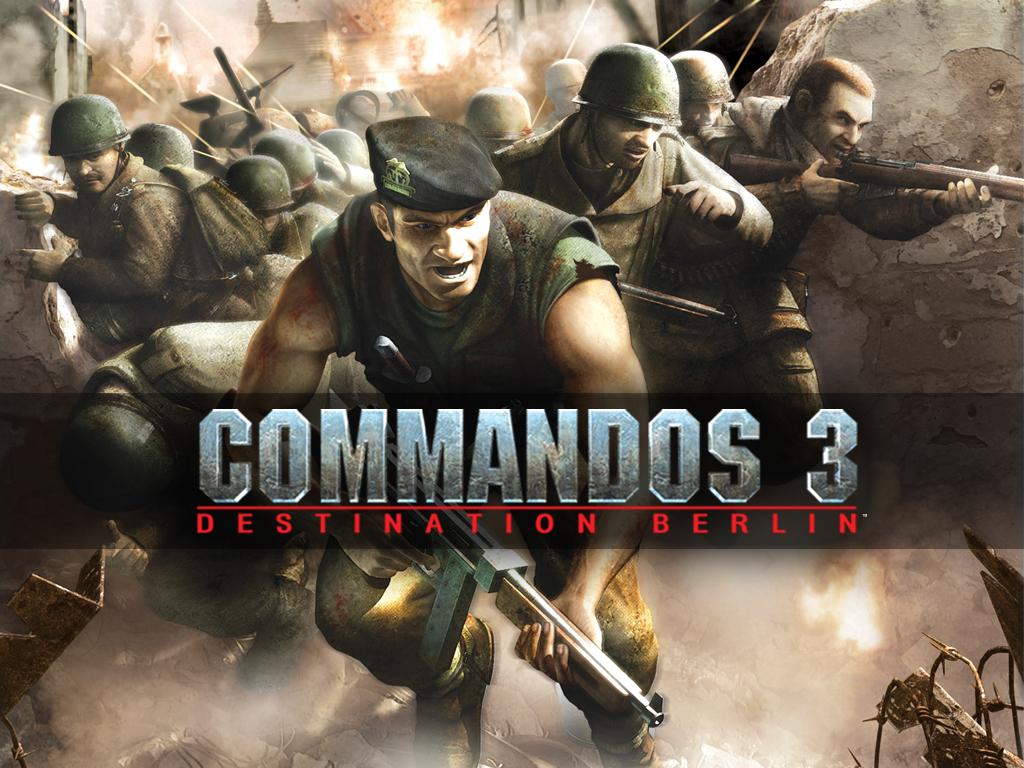 تحميل لعبة كوماندوز Commandos 3 المغاوير كاملة للكمبيوتر برابط مباشر ميديا فاير