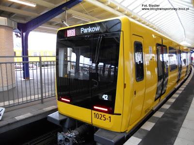 Stadler IK, Berliner U-Bahn