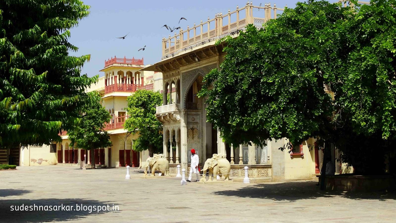 Backpack And Passport Travel Blog: Jaipur Tour Sightseeing ...
