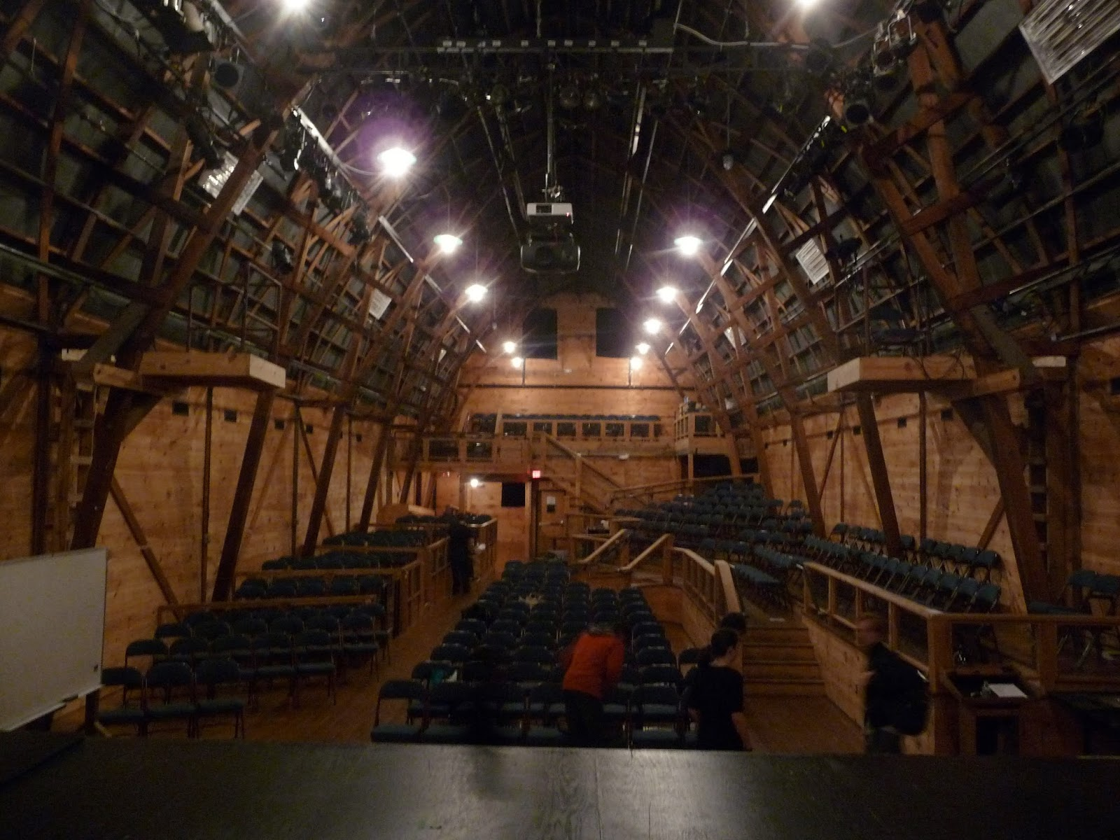 History Scout The Yoder Barn Theatre