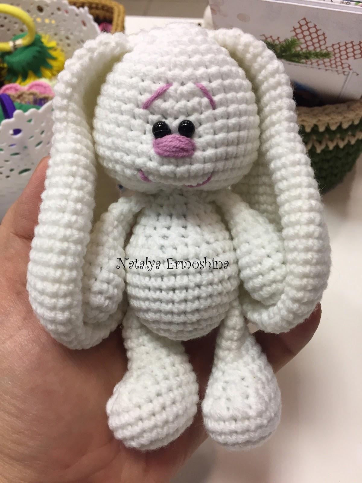 Amigurumi Uzun Kulak Tavşan Yapımı   1600x1200