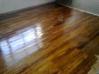 flooring kayu merbau indoor
