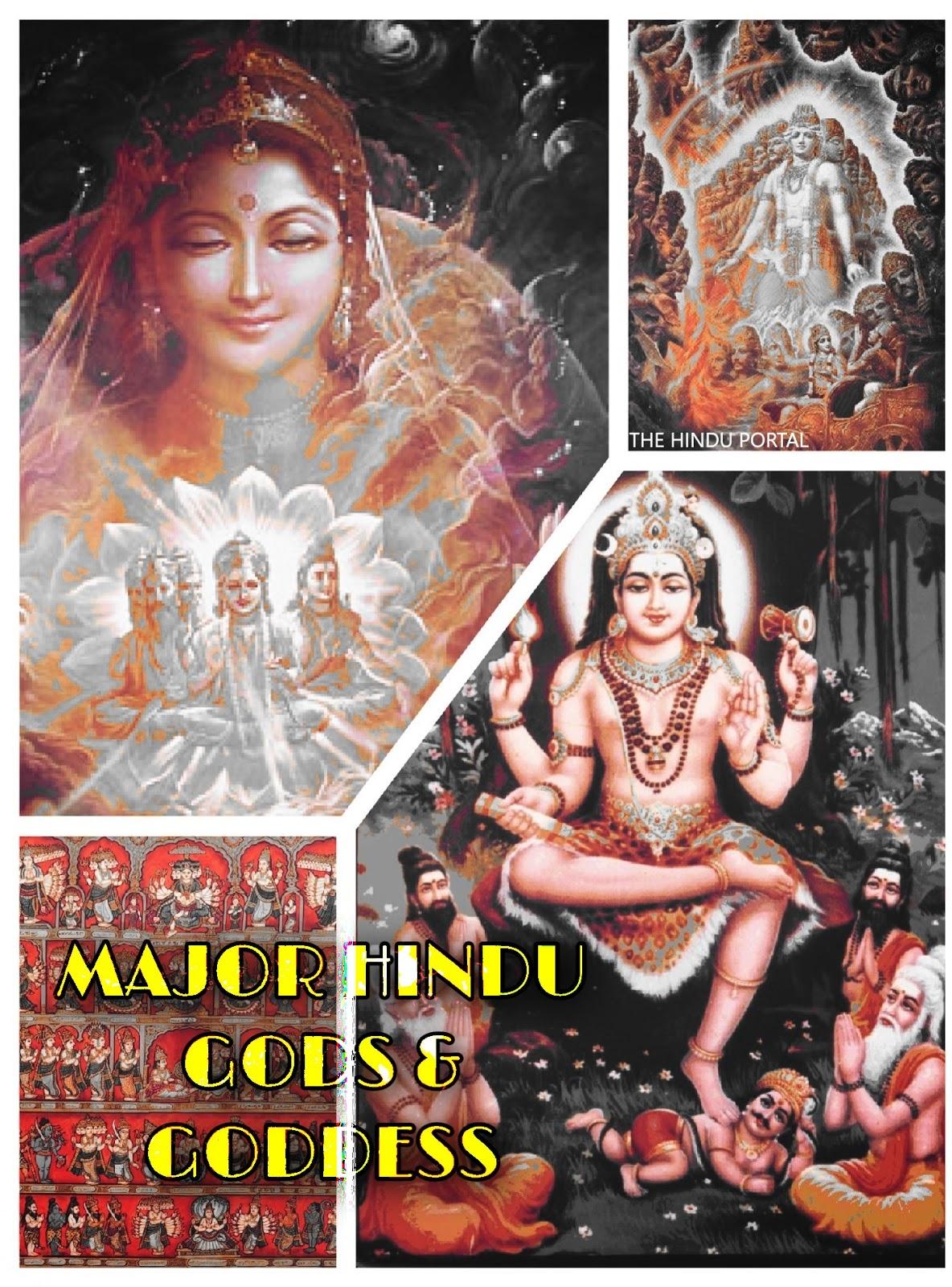 Hindu Gods & Goddesses