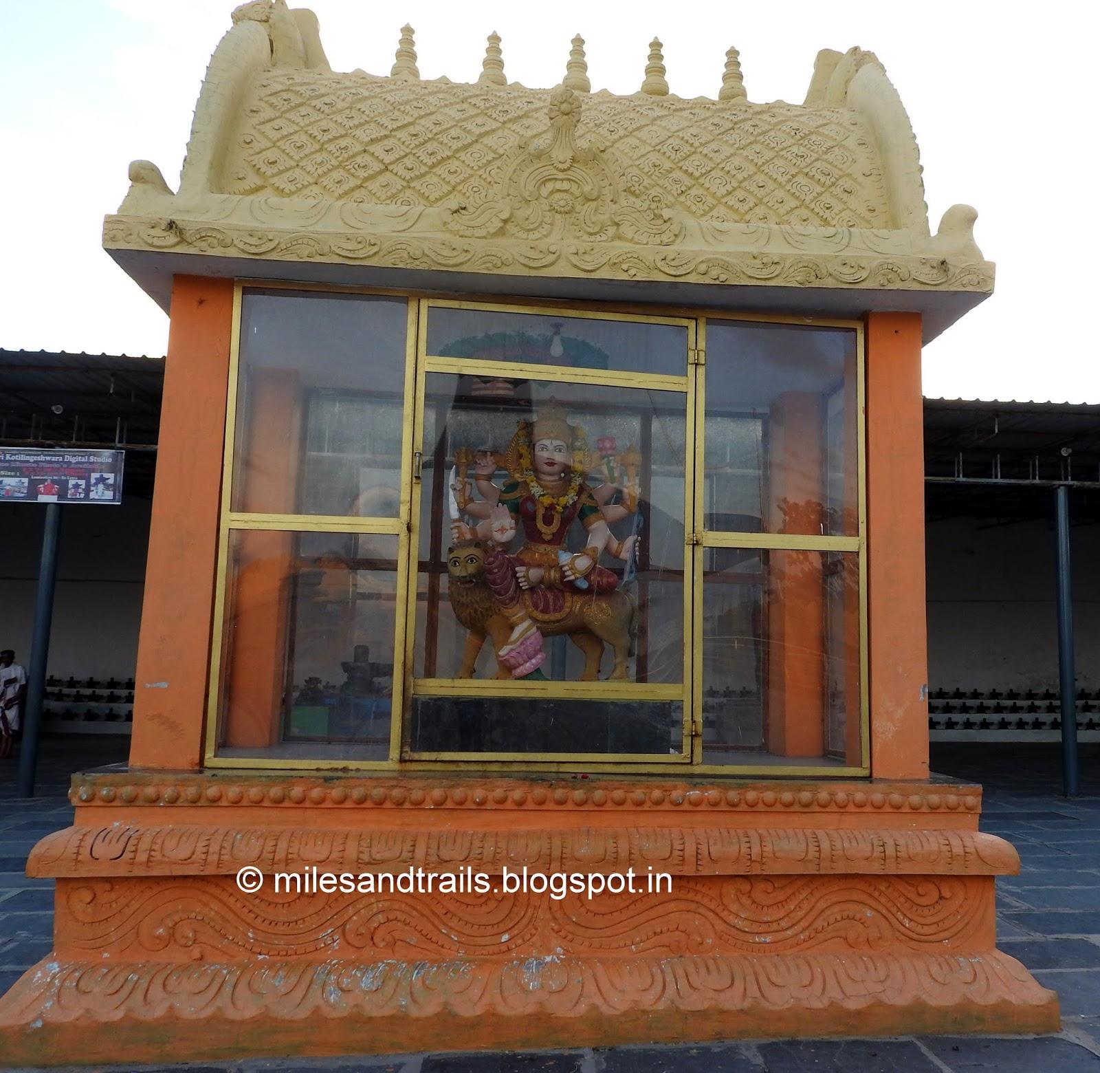 Miles And Trails Kotilingeshwara Temple Kolar Gold Fields