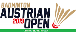 Austrian Open 2019 live streaming
