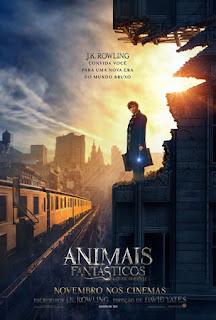 Animais Fantásticos e Onde Habitam - filme
