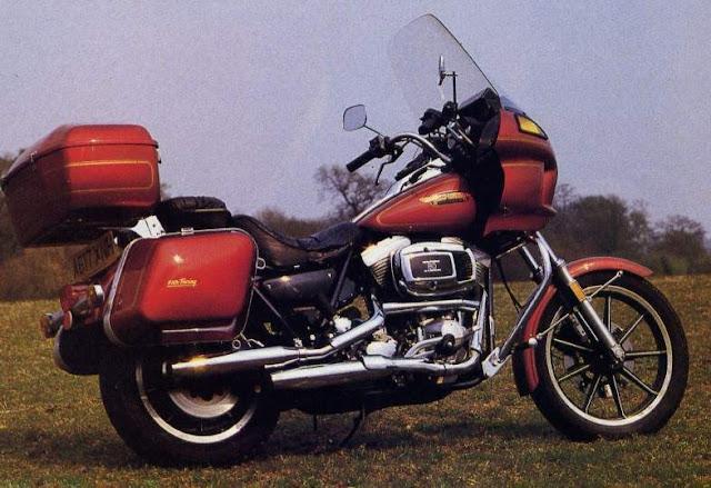 Harley Davidson FXRT 1340 Sport Glide Series