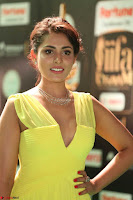 Madhu Shalini Looks Super Cute in Neon Green Deep Neck Dress at IIFA Utsavam Awards 2017  Day 2  Exclusive (49).JPG