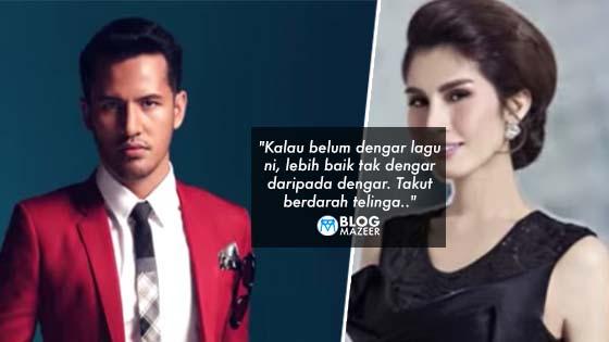 """""""Daripada orang hormat, jadi benci pula"""" - Luahan Netizen Selepas Dengar Lagu 'Abang Nak Tegur' Aliff Syukri"""