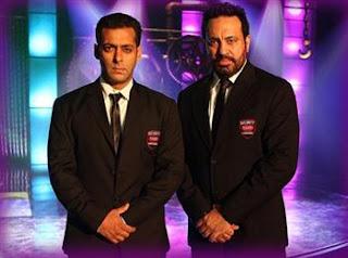 বডিগার্ডের বডিগার্ড Salman Khans Real Bodyguard