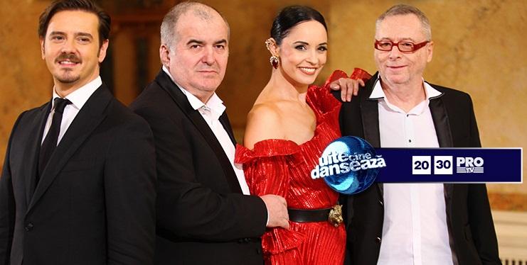 Uite Cine Danseaza Episodul 1 Online Din 6 Martie 2017 Emisiuni Tv Si Seriale Online
