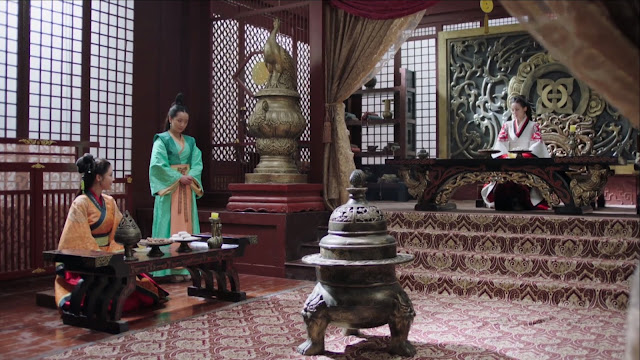 The King's Woman Episode 27 Drama Recap