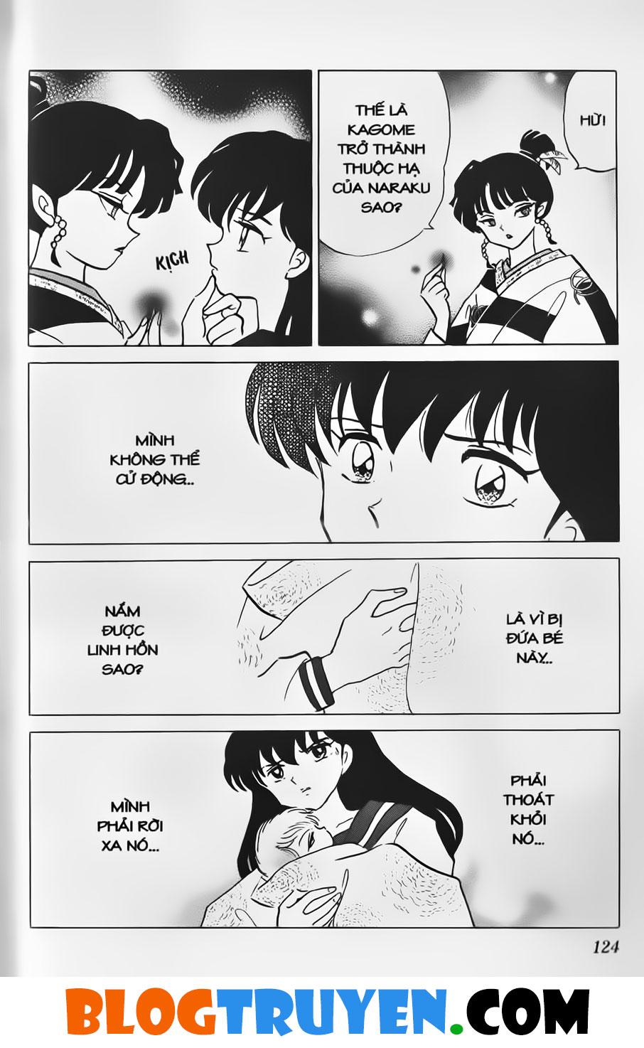 Inuyasha vol 29.7 trang 11