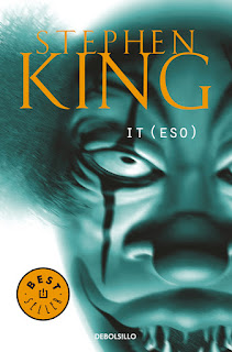 It, de Stephen King  1504 páginas