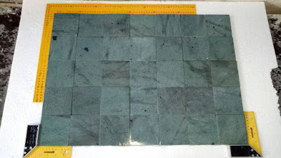 premium green sukabumi stone