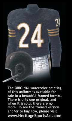Oakland Raiders 1960 uniform