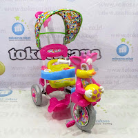 royal baby ball safari tricycle