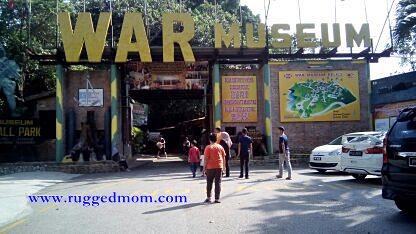 Penang War Museum | Menarikkah?