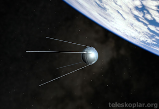 sputnik 1 uzay aracı nedir?