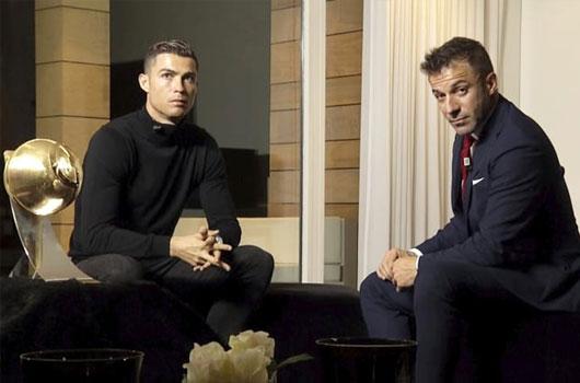 Cristiano Ronaldo: 'Sau khi giải nghệ, tôi sẽ... đóng phim' 2