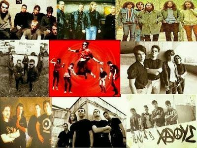 Ελληνικά ροκ συγκροτήματα - GREEK ROCK