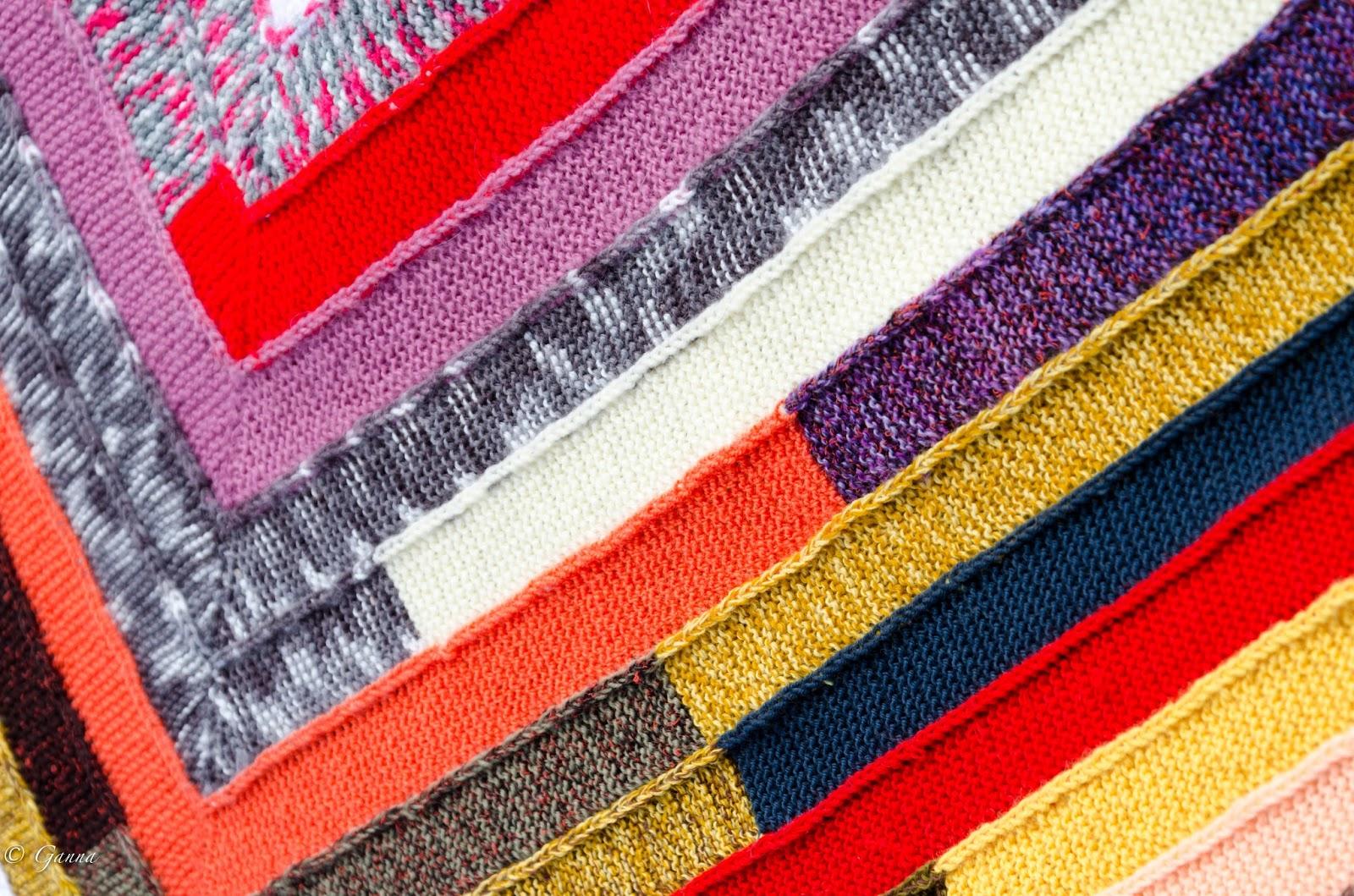 Какие нитки лучше для вязания крючком детского пледа