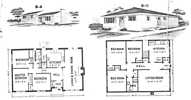1950s bungalow floor plan meze blog for 1950s bungalow floor plan
