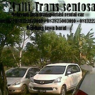 Sewa Mobil Bandung Multi Trans Sentosa