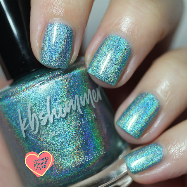 KBShimmer Don't Fear the Reefer swatch by Streets Ahead Style