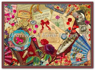 """HAED AISC 15737 """"Vintage Love Letters"""""""