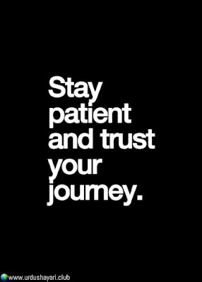 Stay  Patient  And Trust  Your  Journey..!!  #motivationalquotes #inspirequotes   #quotes