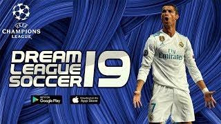 Dream League Soccer 19 UCL Edition, APK, OBB, Data for Android - Direct Download Link