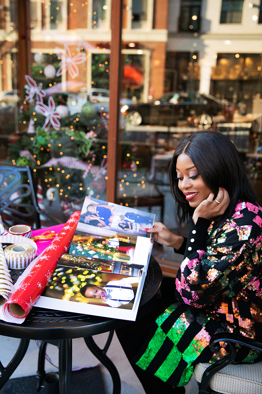Stella-adewunmi-of-jadore-fashion-shares-perfect-holiday-gift