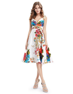 Vestidos de madrina de bodas cortos